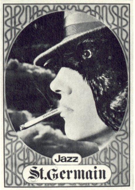 38 Teitsuo Miyahara Jazz St Germain 1968